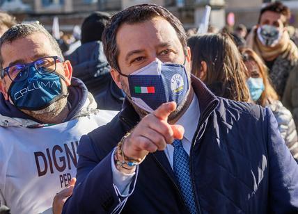 """Sapelli racconta il Salvini studente: """"Aveva il demone della politica"""""""