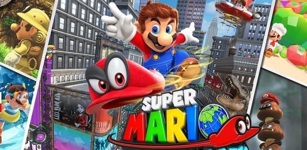 Super Mario Odyssey il migliore platform per Switch