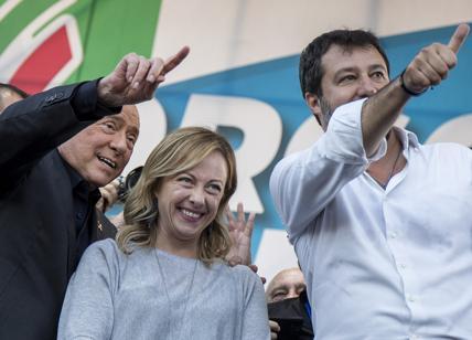 Centrodestra addio. Salvini, Meloni e Berlusconi: tre posizioni diverse