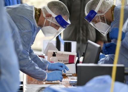 Covid, 1.820 contagi e 82 morti: tasso di positività al 2,1%