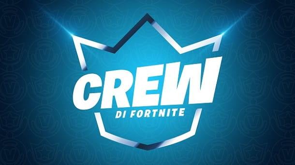 Crew di Fortnite Logo
