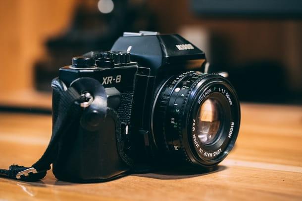 Tipologia di fotocamera Bridge