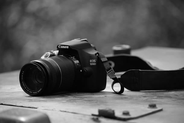 Tipologia di fotocamera Reflex