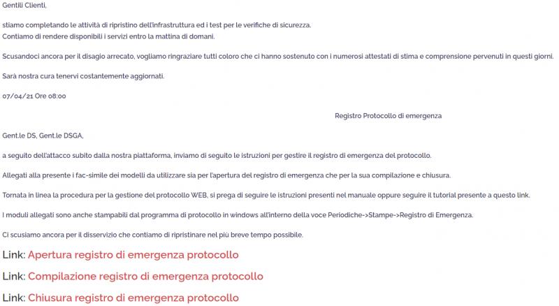 ransomware Axios