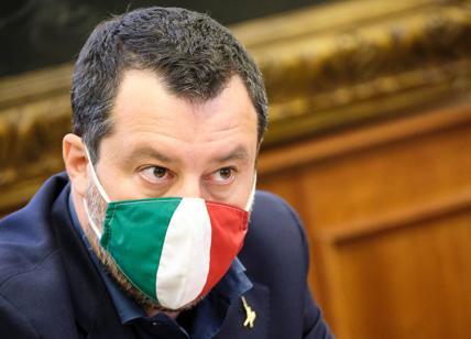 """Salvini: """"La Lega corre per vincere e vuole un Cdx sempre più largo"""""""