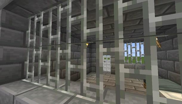 Prigione su Minecraft