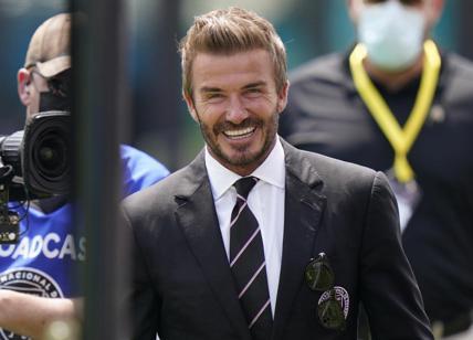"""Beckham segna l'ennesimo """"gol"""" entrando nel settore della mobilità elettrica"""