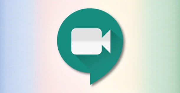 Logo di Google Meet