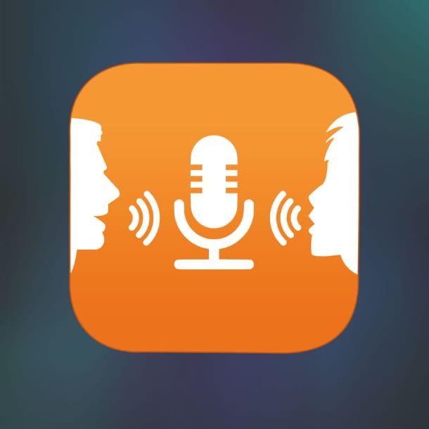 Come modificare la voce