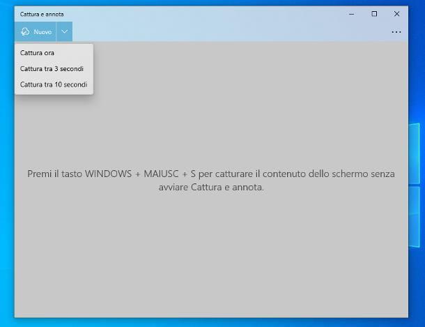 Programmi per catturare lo schermo del PC Windows
