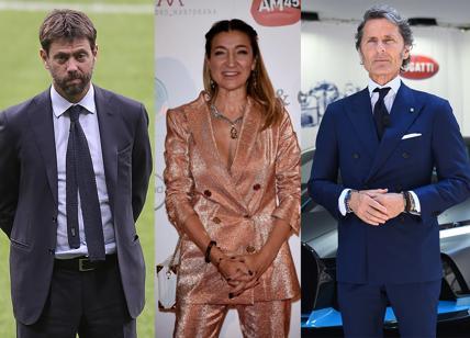 Social, 3 top manager su 10 assenti: Agnelli spopola su Twitter, Franchi su Ig