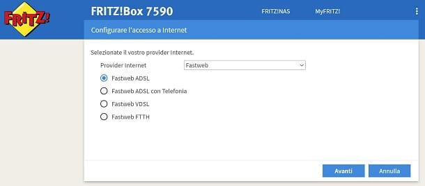 fritz fastweb