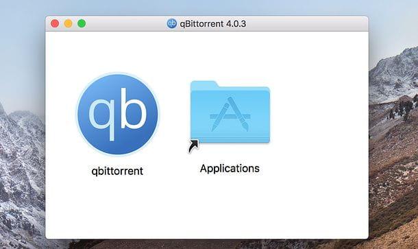 Installazione qBittorrent Mac
